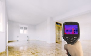 thermal imaging leak detection