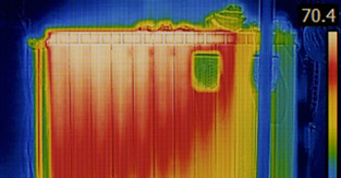 leak detection in cheshire